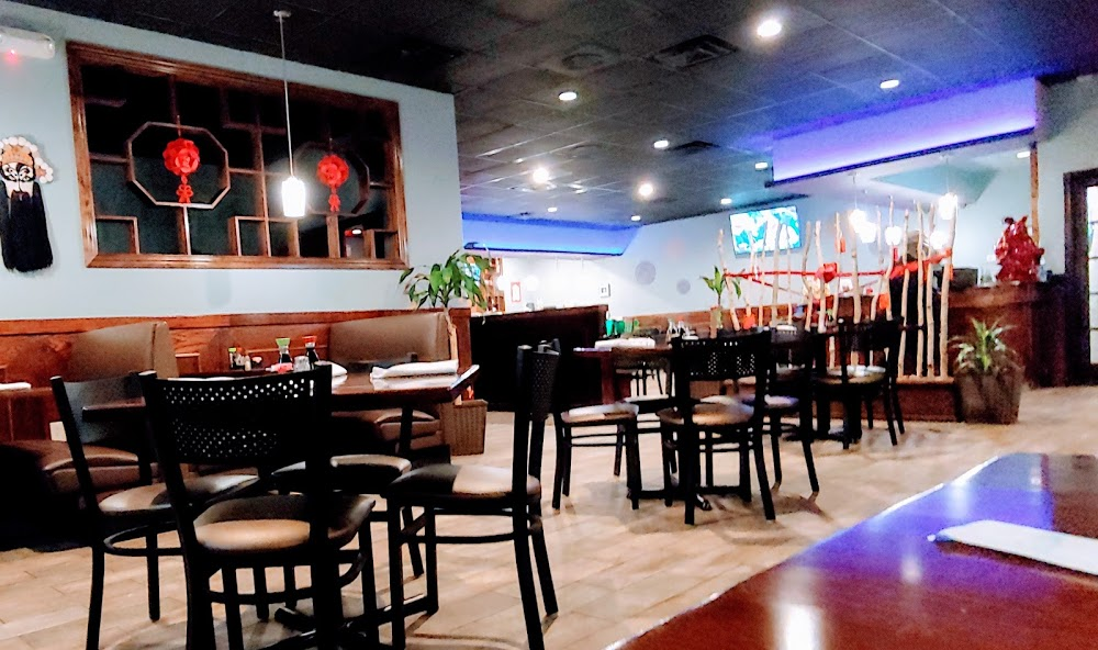 Pacific Spice Sushi & Asian Cuisine